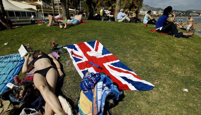 No visa bid for British tourists