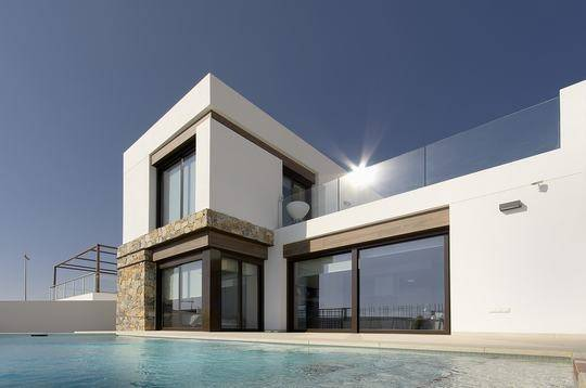 New Build - Villa - Algorfa - La Finca