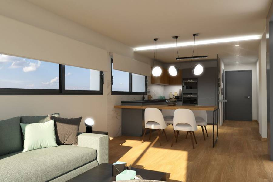 New Build - Apartment - Benitachell