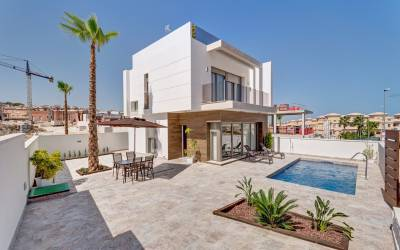 Villa - New Build - Orihuela - Villamartin