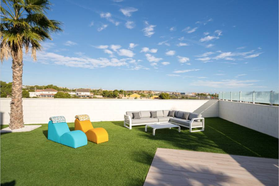 New Build - Villa - Orihuela - Lomas de Cabo Roig