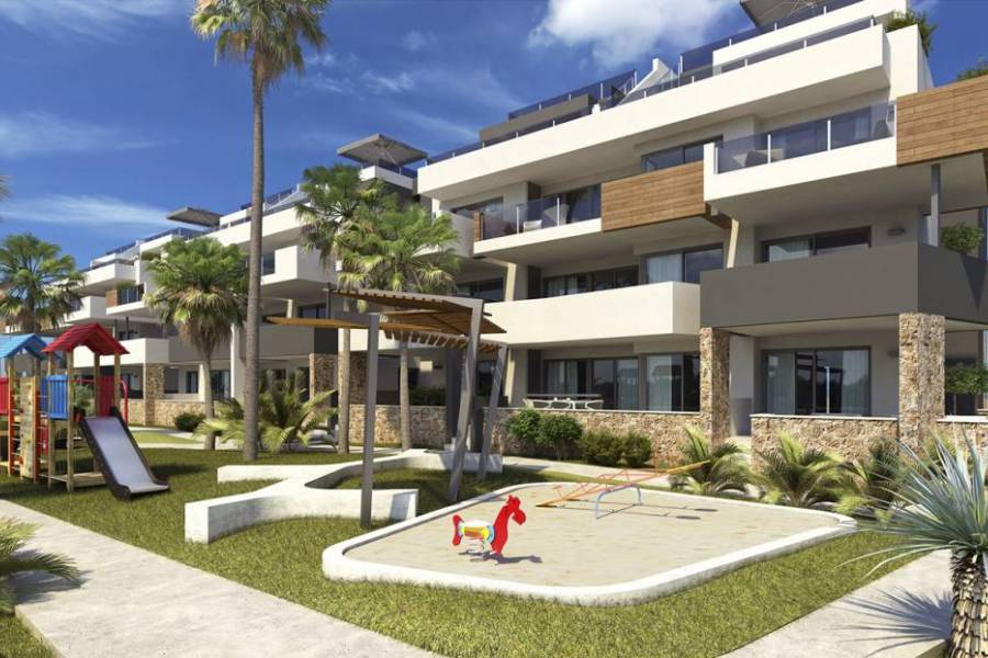 New Build - Apartment - Torrevieja - Los Altos