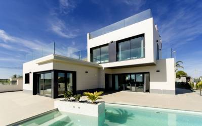 Villa - New Build - Orihuela - Dehesa de Campoamor