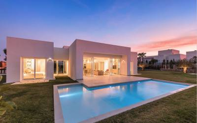 Villa - New Build - Orihuela - Las Colinas Golf