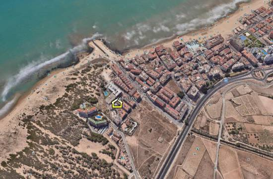 Studio apartment - Resale - La Mata - Torrevista Playa