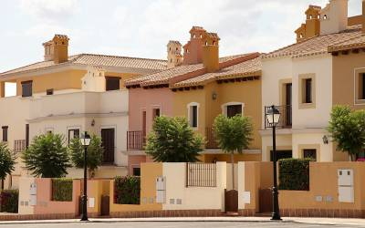 Townhouse  - New Build - Hacienda del Alamo - Hacienda del Alamo